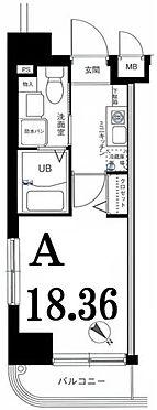 マンション(建物一部)-横浜市中区弁天通6丁目 間取り
