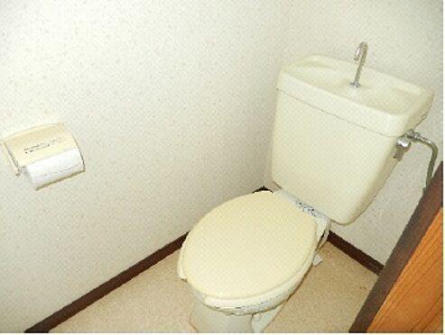 アパート-霧島市国分野口西 トイレ