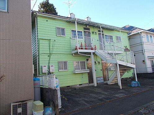 アパート-八王子市椚田町 間取り