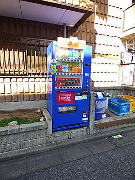 一棟マンション-江戸川区西一之江2丁目 敷地内自動販売機