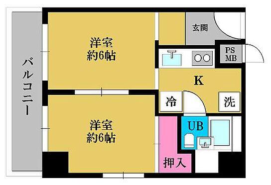マンション(建物一部)-大阪市北区天満1丁目 南西角部屋