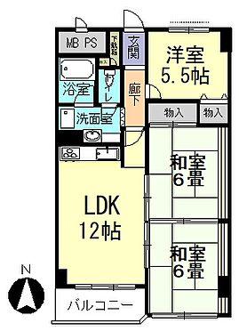 マンション(建物一部)-札幌市中央区南四条西11丁目 間取り