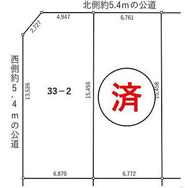 新築一戸建て-名古屋市北区辻町8丁目 残り1区画!土地面積約31.61坪!