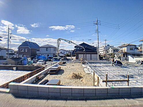 新築一戸建て-みよし市東山台 外観