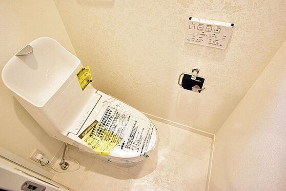 新築一戸建て-杉並区井草5丁目 トイレ