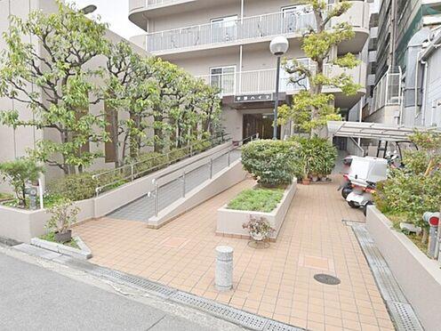 マンション(建物一部)-大阪市平野区瓜破東2丁目 入り口にはスロープあり