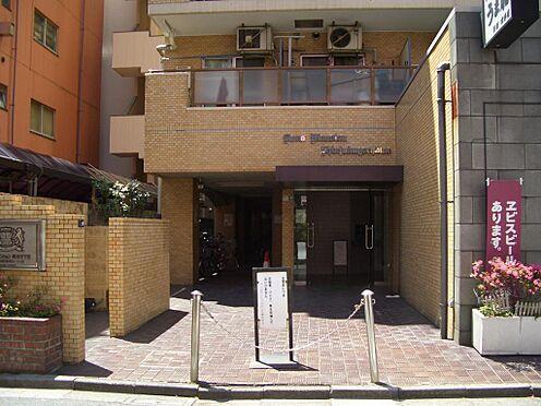 区分マンション-新宿区新宿5丁目 エントランス