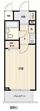 マンション(建物一部)-神戸市中央区浜辺通6丁目 クローゼットや靴箱等、収納もあり。