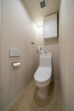 区分マンション-文京区本郷3丁目 ウォッシュレット一体型トイレ