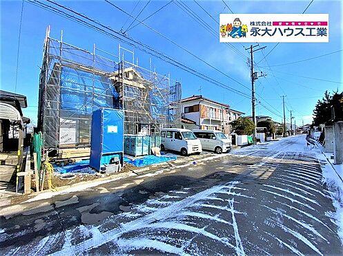 新築一戸建て-仙台市泉区南光台東2丁目 工法・基礎構造
