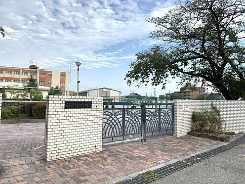 中古テラスハウス-名古屋市中川区中郷3丁目 一柳中学校まで408m徒歩約6分