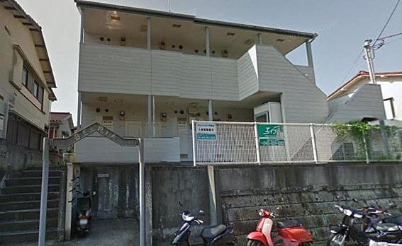 アパート-横浜市戸塚区名瀬町 外観