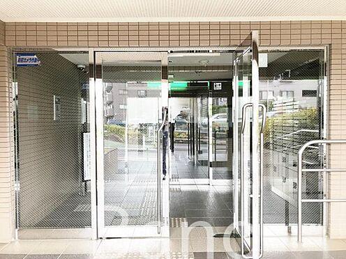 中古マンション-板橋区徳丸4丁目 管理の行き届いた綺麗なエントランス