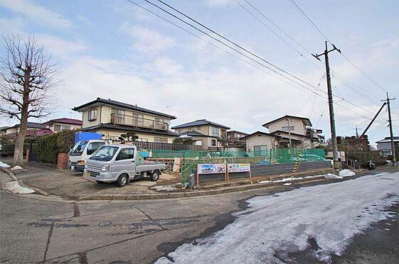 新築一戸建て-仙台市泉区高森3丁目 外観
