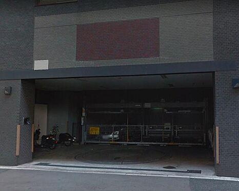区分マンション-板橋区熊野町 駐車場