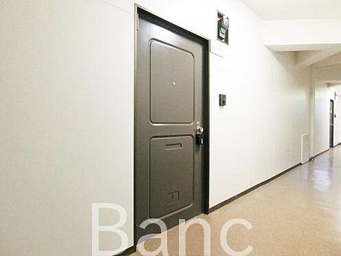 中古マンション-練馬区貫井4丁目 住戸入り口、玄関。