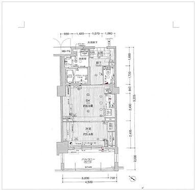 マンション(建物一部)-明石市松が丘4丁目 間取り
