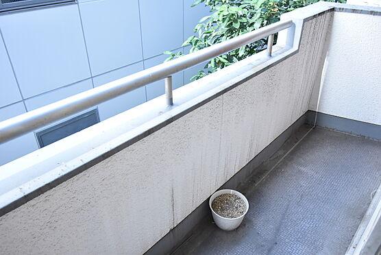 中古マンション-渋谷区桜丘町 バルコニー