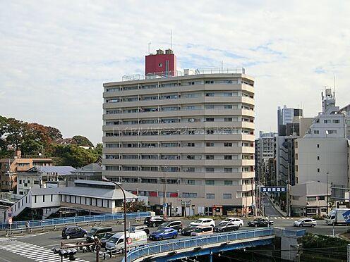 区分マンション-横浜市神奈川区青木町 北側には京急線「神奈川」駅、南側には宮前商店街があります。