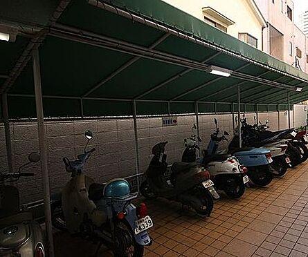 区分マンション-大阪市城東区中央3丁目 バイク置場あり