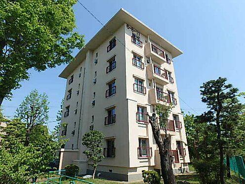 中古公団-町田市鶴川6丁目 緑に囲まれた住環境