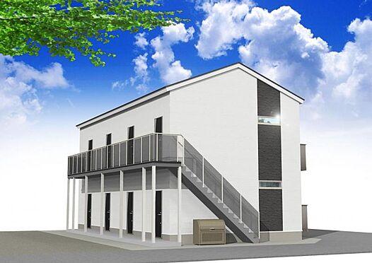 アパート-さいたま市桜区中島2丁目 イメージパース例
