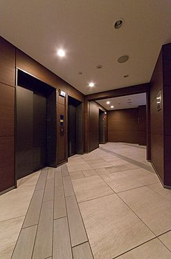 中古マンション-中央区晴海5丁目 エレベーターホール