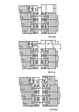 マンション(建物全部)-札幌市豊平区平岸一条2丁目 間取り