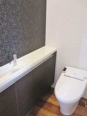 アパート-戸田市南町 トイレ