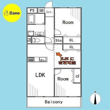 中古マンション-足立区竹の塚3丁目 資料請求、ご内見ご希望の際はご連絡下さい。