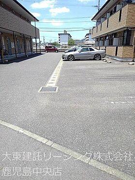 アパート-熊本市西区田崎1丁目 駐車場