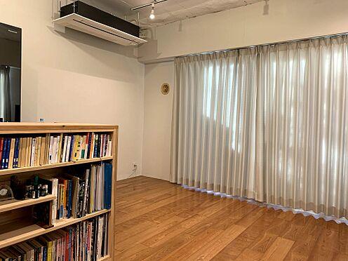 中古マンション-港区元麻布1丁目 キッチン部分にカウンター有り 家具等は付属いたしません