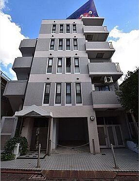 マンション(建物一部)-大田区中央1丁目 ツートンカラーのお洒落な外観です