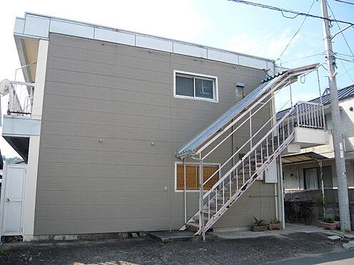 アパート-松山市北持田町 建物外観