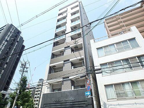 区分マンション-神戸市中央区布引町2丁目 外観