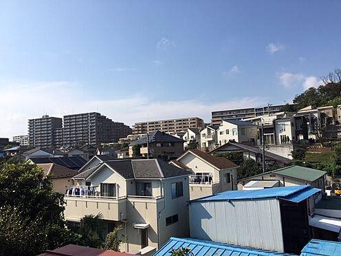 新築一戸建て-横浜市戸塚区平戸4丁目 旧建物2階北側からの眺望