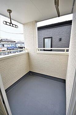 新築一戸建て-仙台市泉区向陽台5丁目 バルコニー