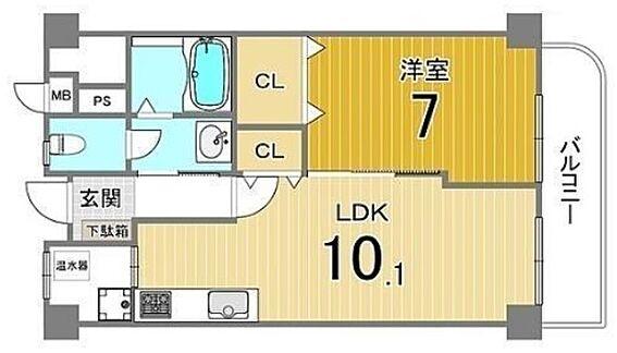 マンション(建物一部)-大阪市住吉区沢之町2丁目 嬉しい3点セパレートのお部屋