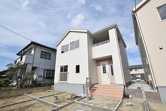 新築一戸建て-仙台市宮城野区福室4丁目 外観