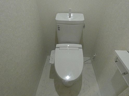 中古マンション-大阪市都島区網島町 トイレ