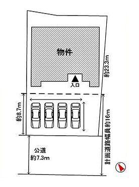 マンション(建物全部)-鶴ヶ島市大字鶴ヶ丘 配置図