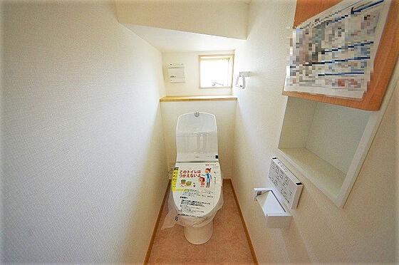 戸建賃貸-名取市愛の杜1丁目 トイレ