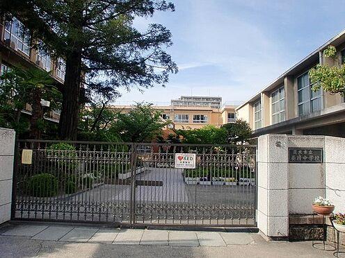 中古マンション-茨木市新中条町 茨木市立養精中学校