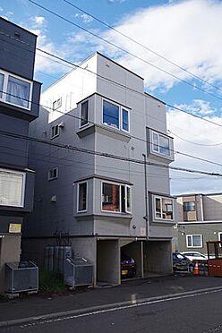 アパート-札幌市豊平区月寒西四条5丁目 外観