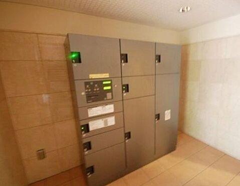 マンション(建物一部)-大阪市北区南森町2丁目 便利な宅配ボックス完備