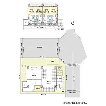 マンション(建物全部)-大阪市港区弁天4丁目 間取り