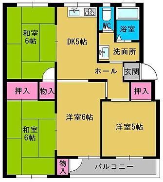 マンション(建物一部)-神戸市須磨区高倉台3丁目 南向きバルコニー