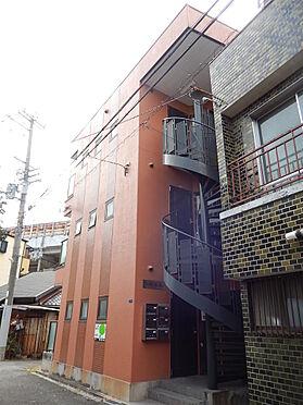 マンション(建物全部)-大阪市東住吉区田辺6丁目 外観