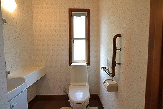 中古一戸建て-稲城市長峰2丁目 トイレ