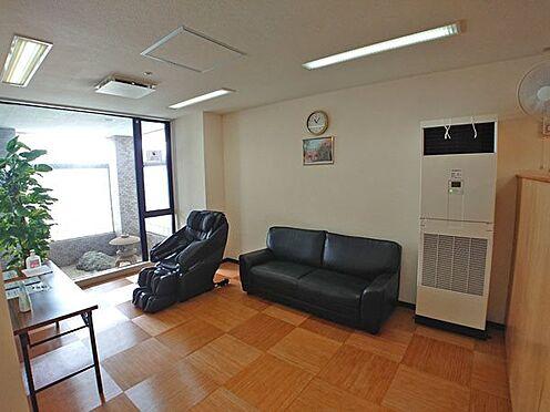 中古マンション-賀茂郡東伊豆町奈良本 脱衣スペースにはマッサージ器もございます。